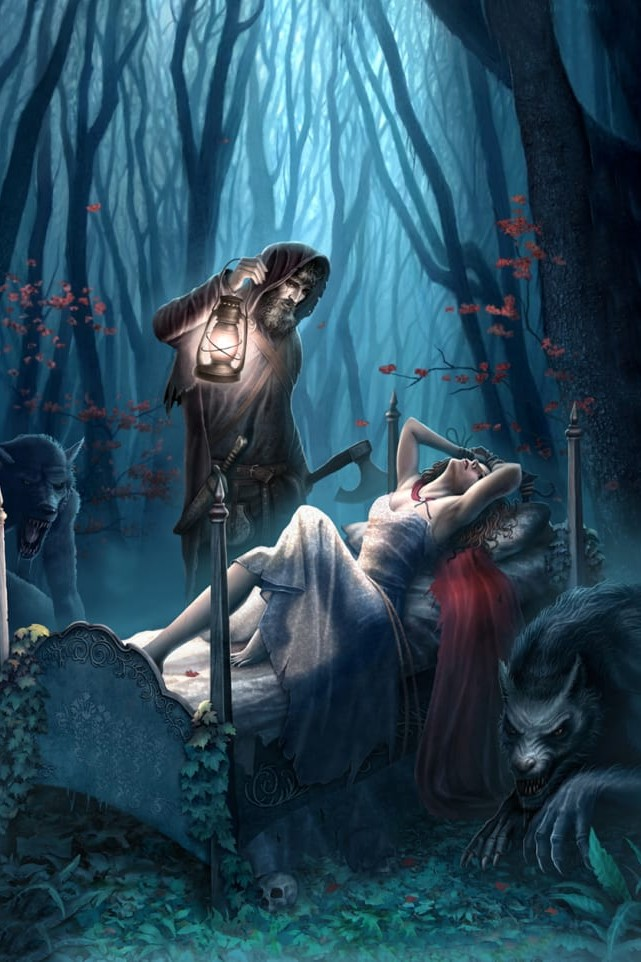 Awesome Fantasy Book Illustrations Profile Picture